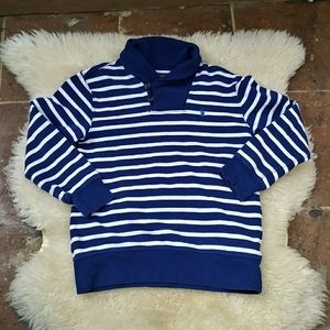 Polo Ralph Laurent Shawl -Collar. Sweatshirt